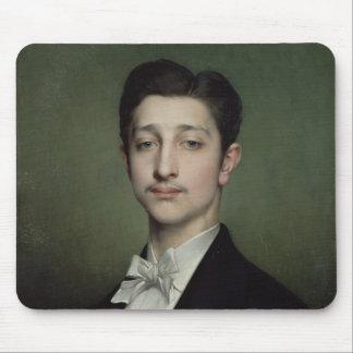 Eugene-Louis-Napoleon Bonaparte  1874 Mouse Mat