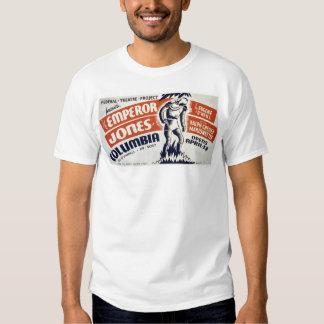 Eugene ONeill Emperor 1937 WPA Tee Shirt