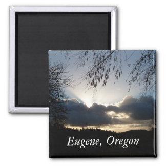 Eugene, Oregon Magnet