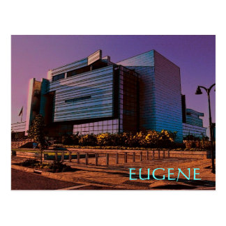 Eugene Postcard