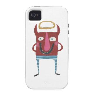 Eugene the Little Devil iPhone 4 Cases