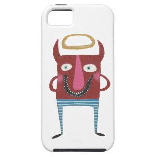 Eugene the Little Devil iPhone 5 Case