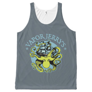 Eugene's douchy athletic tank