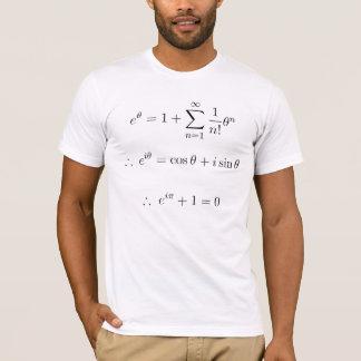 Euler explained: summation T-Shirt