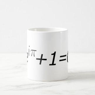 Euler's Identity Basic White Mug