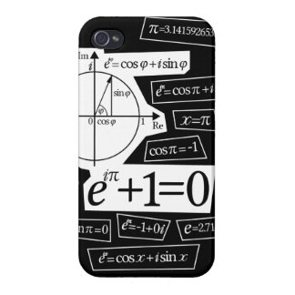 Euler's Identity iPhone 4/4S Covers