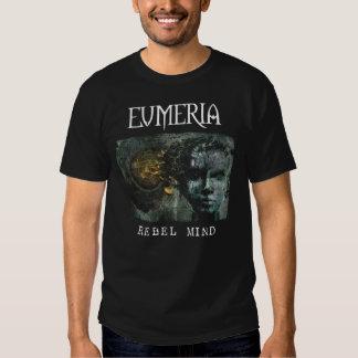 Eumeria Rebel Mind T-Shirt