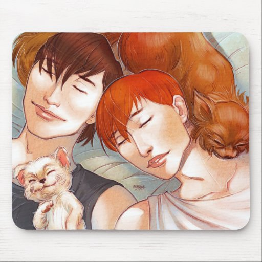 eunhae family mousepad