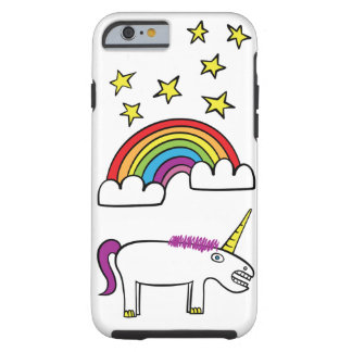 Eunice the Unicorn - iPhone 6/6s Tough Case
