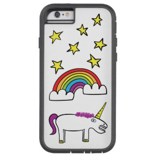 Eunice the Unicorn - iPhone 6/6s, Tough Xtreme Tough Xtreme iPhone 6 Case