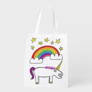 Eunice the Unicorn - Reusable Bag