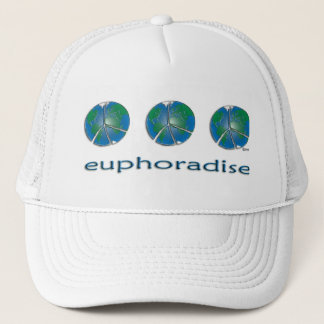 euphoradise trucker hat