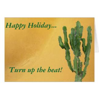 Euphorbia 'Cactus' Card