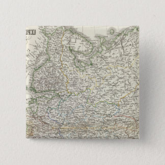 Eur Russland - Europe, Russia 15 Cm Square Badge
