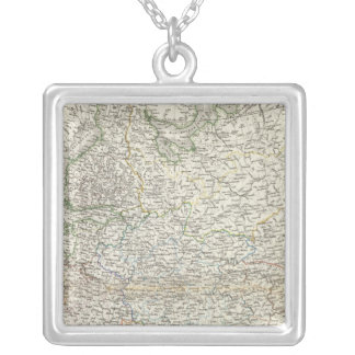 Eur Russland - Europe, Russia Silver Plated Necklace
