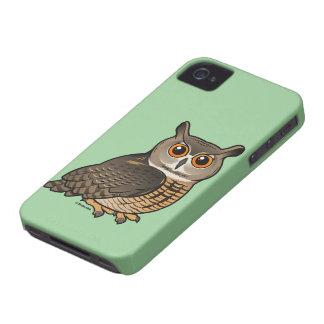 Eurasian Eagle-Owl Blackberry Bold Cases