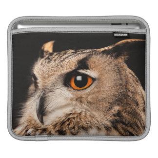 Eurasian Eagle Owl iPad Sleeves