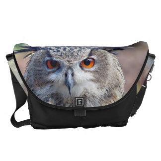 Eurasian Eagle-Owl, Uhu Commuter Bag