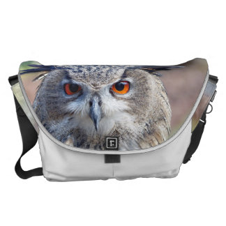 Eurasian Eagle-Owl, Uhu Courier Bag