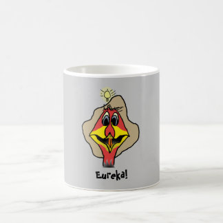 Eureka! Basic White Mug
