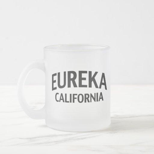 Eureka California Coffee Mugs