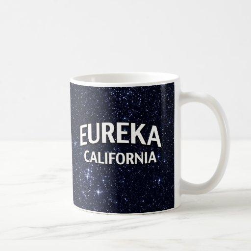 Eureka California Coffee Mug