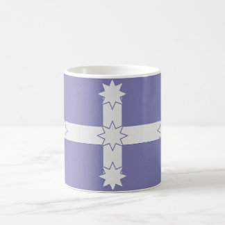 Eureka Flag Basic White Mug