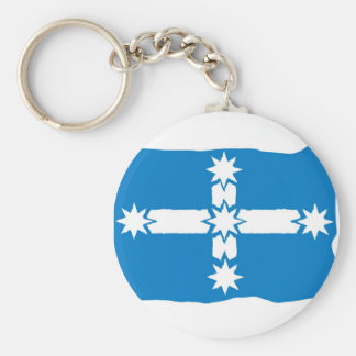 Eureka Flag Key Ring