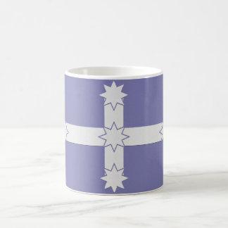 Eureka Flag Morphing Mug