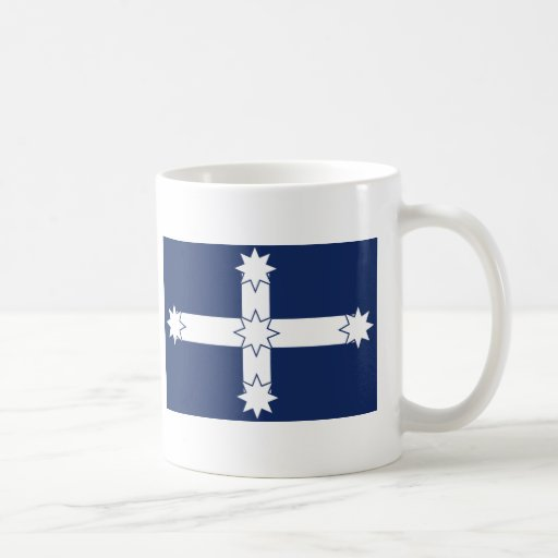 Eureka Flag Coffee Mug