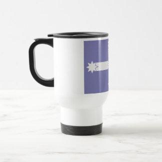 Eureka Flag Stainless Steel Travel Mug