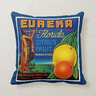 Eureka Florida Citrus Cushion