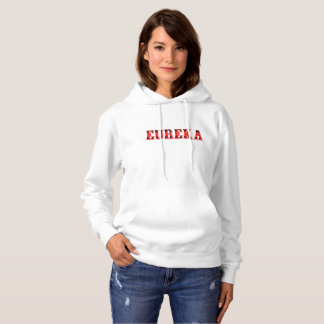 😜💡Eureka-Funny Cool Exclamation Must-have Basic Hoodie