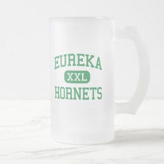 Eureka - Hornets - High School - Eureka Illinois Mugs