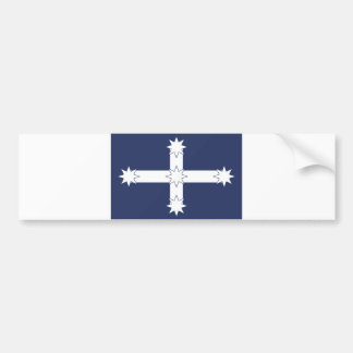 eureka miners battle old flag australia country bumper stickers