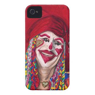 Eureka Springs Clown iPhone 4 Cover