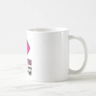 Eureka Springs streets Basic White Mug