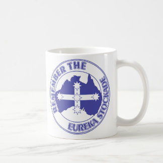 Eureka Stockade Basic White Mug