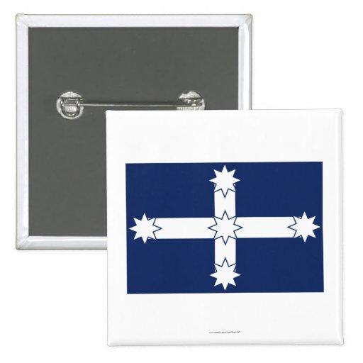 Eureka Stockade Flag Pins