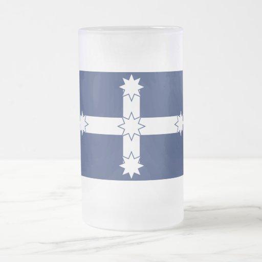 Eureka Stockade Flag Mug