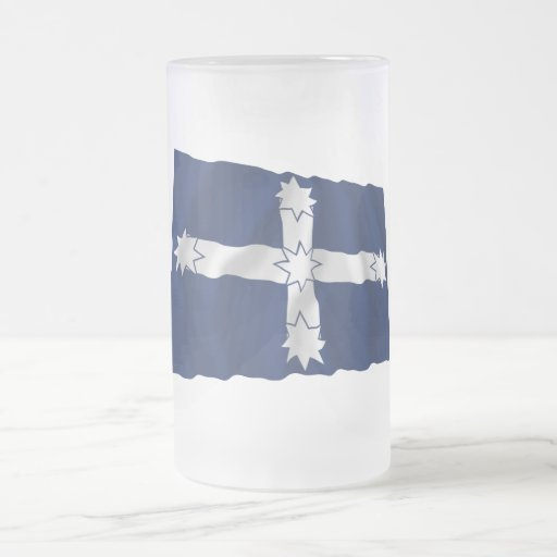 Eureka Stockade Waving Flag Mug