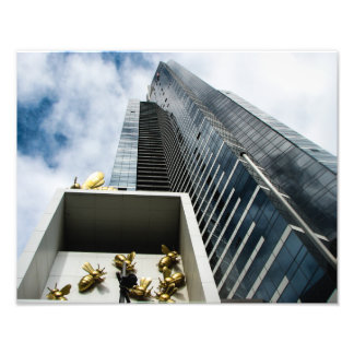 Eureka Tower, Melbourne, Victoria - Photo Print