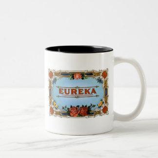 Eureka Two-Tone Coffee Mug