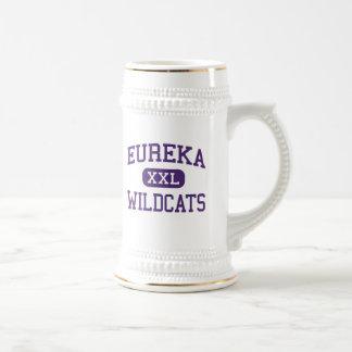 Eureka - Wildcats - High School - Eureka Missouri Beer Steins