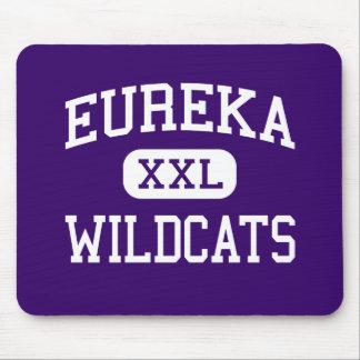 Eureka - Wildcats - High School - Eureka Missouri Mouse Mat