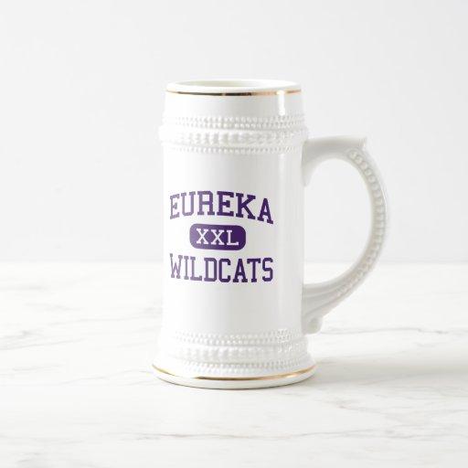 Eureka - Wildcats - High School - Eureka Missouri Mug