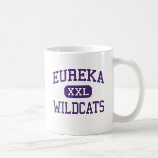 Eureka - Wildcats - High School - Eureka Missouri Mugs