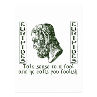 Euripides Post Card