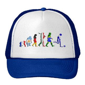Euro 2012 - European Cup Greek fans flag ball Hats