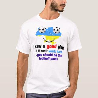 Euro 2012 football championship, Ukraine. T-Shirt